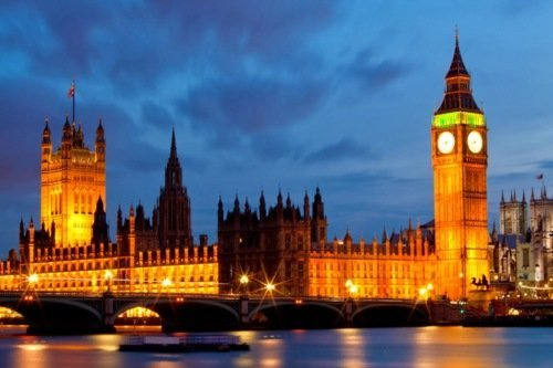 Join me on a weekend trip to London!
