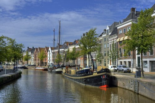 Adventure trip to Groningen