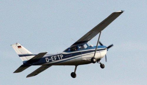 Cessna 172 Rocket