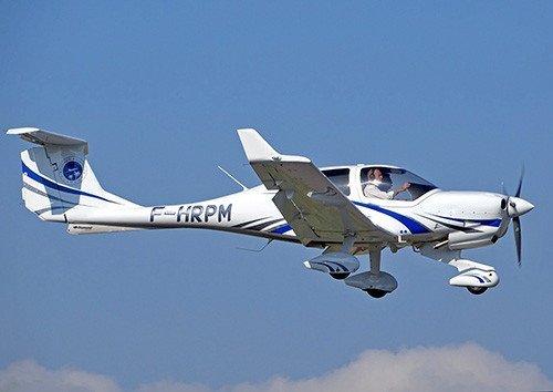 Diamond Aircraft DA-40 TDI