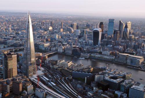Een dagje London / Une journée à Londres