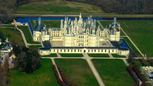 Survol des Châteaux de la Loire en SR20