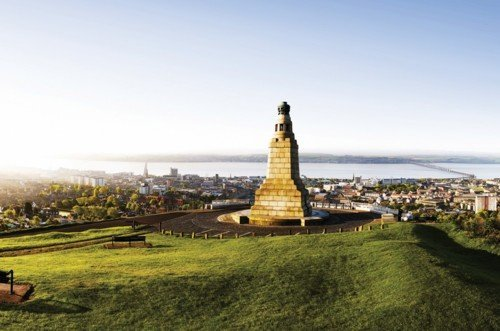 Weekend trip to Dundee!