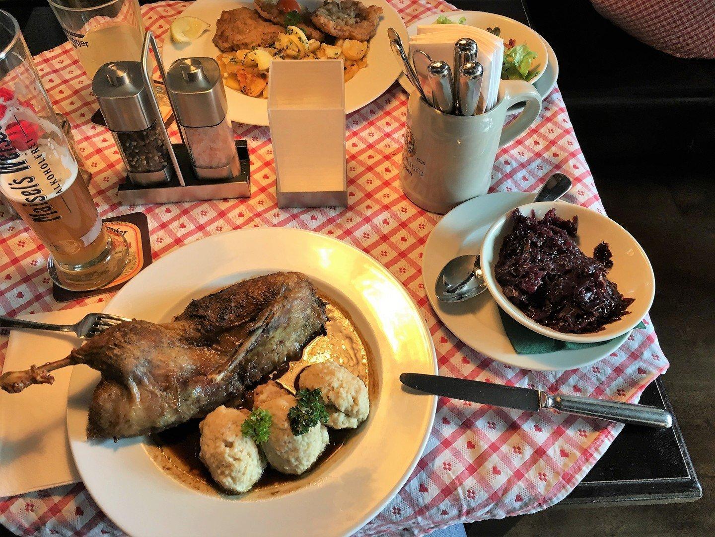 Vom Vest zur Veste Coburg - Zeit für ein fränkisches Mittagessen