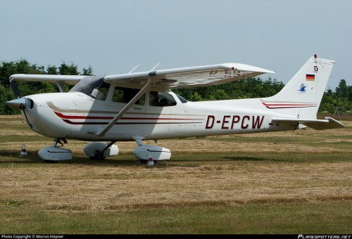 Cessna 172 SP