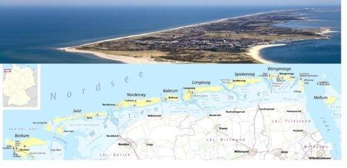 Die Nordsee à la carte - Tagesausflug z.B. nach Langeoog