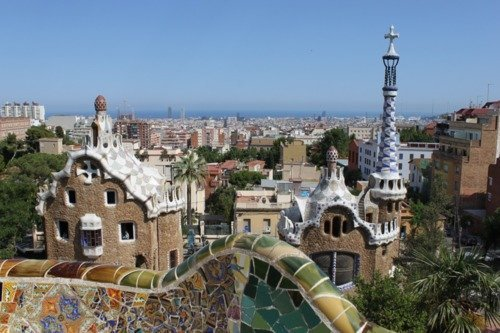 Week-end à Barcelonne