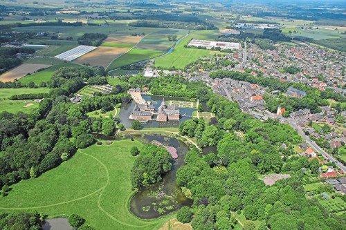 Rundflug über das schöne Münsterland