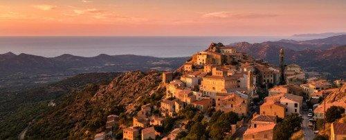 Visite aérienne de la Corse depuis Calvi