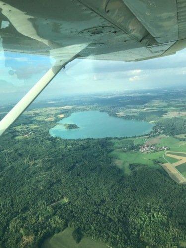 Rundflug über unser schönes Oberbayern (N)