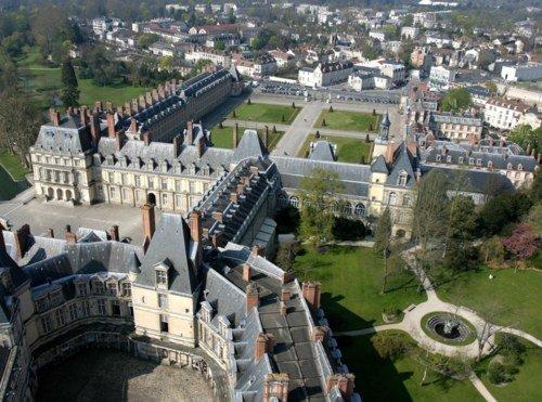 Des boucles de la Seine à Fontainebleau