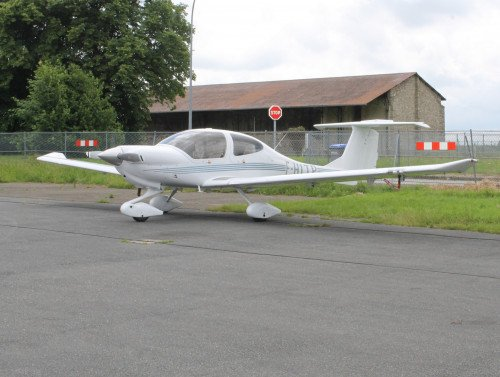 Diamond Aircraft DA 40 Conventionnel