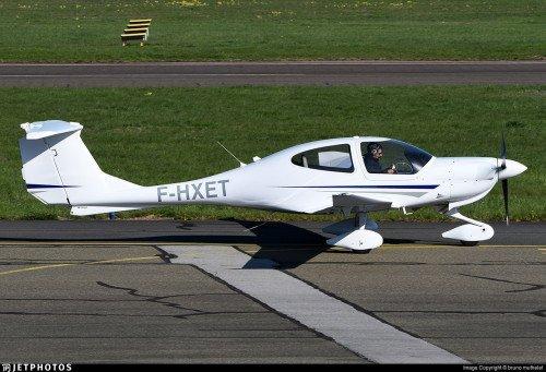 Diamond Aircraft DA-40 Glass Cockpit