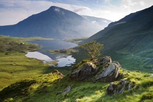 Sightseeing tour of Snowdonia