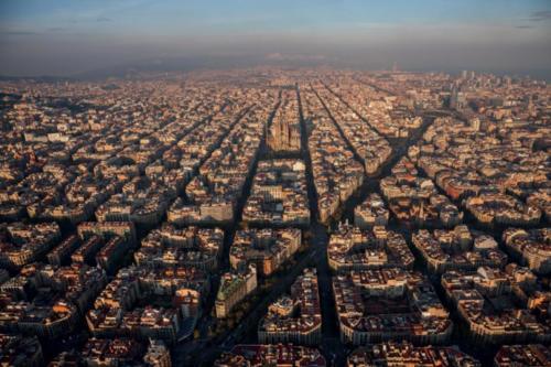 Excursion aérienne à Barcelone au départ d'Alès