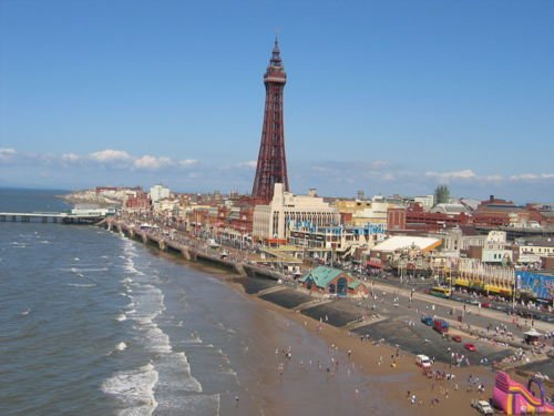 Day trip to Blackpool (from London)