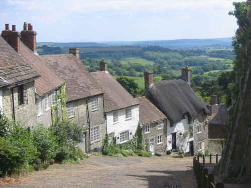 Join me on a day trip to Shaftesbury!