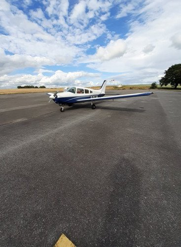 Piper PA28-161 Warrior lll