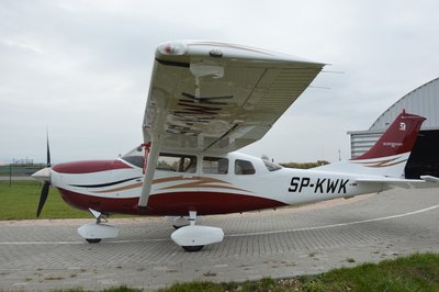 Cessna 206 Turbo
