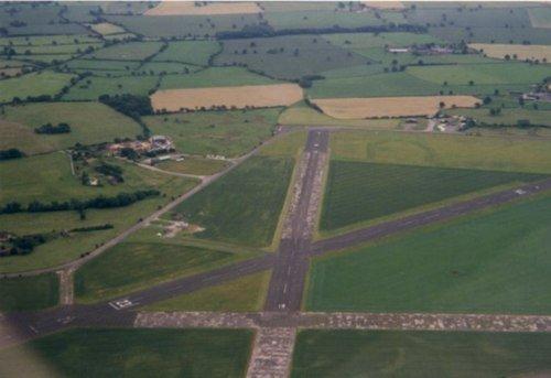 Take a trip to Sleap Airfield