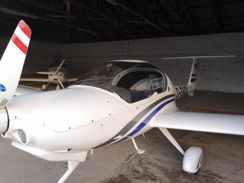 Diamond Aircraft DV-20 Katana