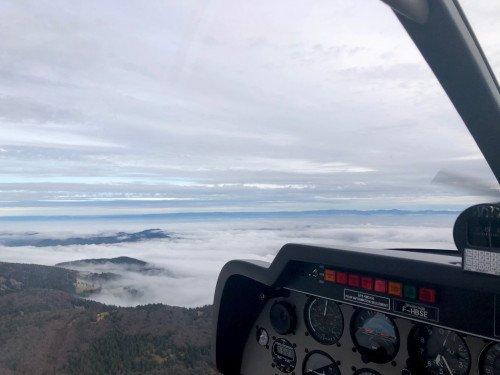 Balade aérienne Vosges