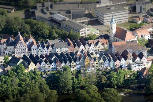 Oberpfalzrundflug mit Blick nach Böhmen - 45 Min