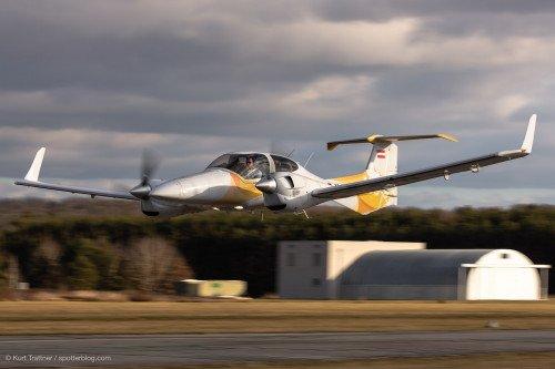 Diamond Aircraft DA-42 NG