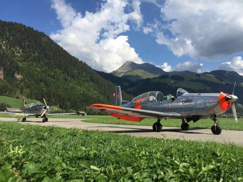 Pilatus PC3