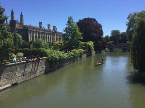 Day trip to Cambridge from Manchester