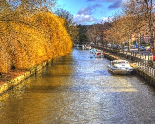 Day return to Norwich