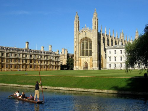 Weekend or Day Trip to Cambridge