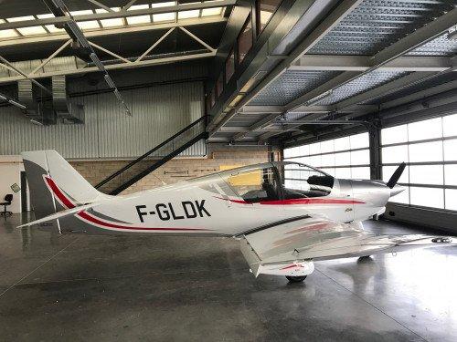 Robin DR401 - 160HP