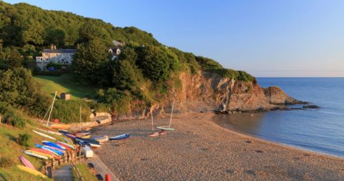 Weekend or overnight trip to Aberporth, Wales!