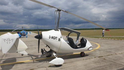 TL Ultralight Tragschrauber, Trixy Princess