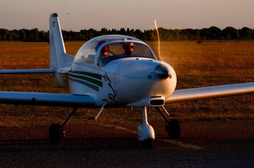 Issoir Aviation APM20 Lionceau
