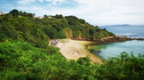 A Day Trip to Guernsey