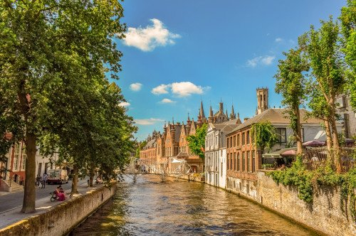 An Exciting Day Trip to the Historic City of Bruges