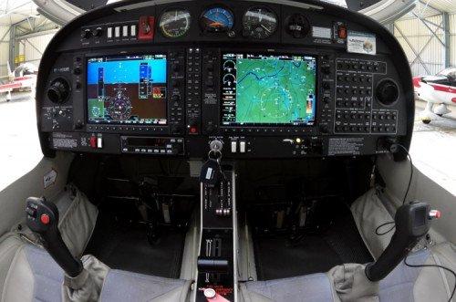Diamond Aircraft DA-40 TDI - Glass Cockpit