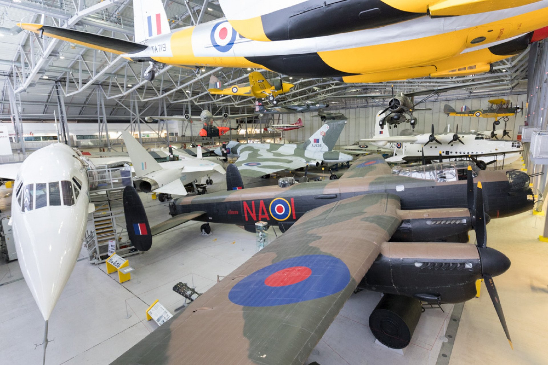 The RAF in the Cold War 1950-1970   Imperial War Museums Blog
