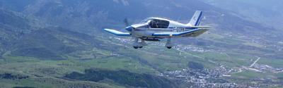 Robin DR400 - 140HP