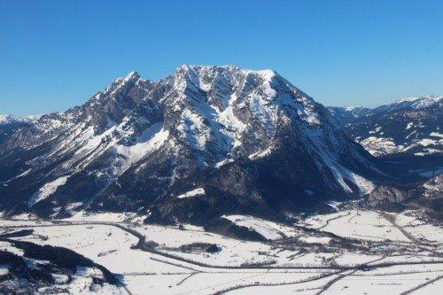 Grosser Alpen-Ausflug mit Zwischenlandung im Ennstal