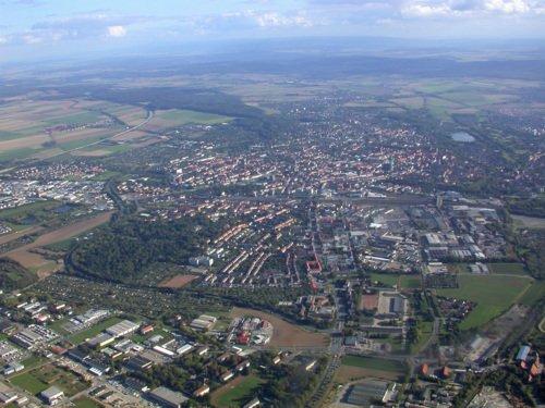Hildesheim – Die Bistumsstadt