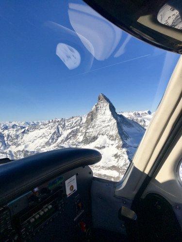 Von der Zentralschweiz zum Matterhorn