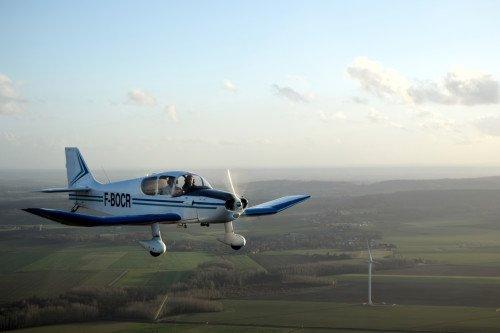 Robin DR220 - 100HP