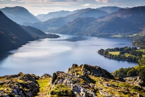 Extended Scenic flight of the Lake District