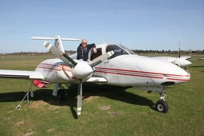 Piper PA44 Semicole