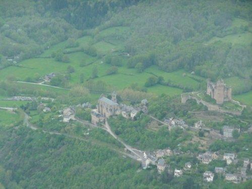 Cordes-sur-Ciel et Najac au départ de Toulouse, sur Diamond (1 place passager)