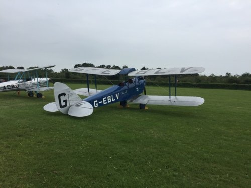 Old Warden and lets view rare Birds of prey or classic planes