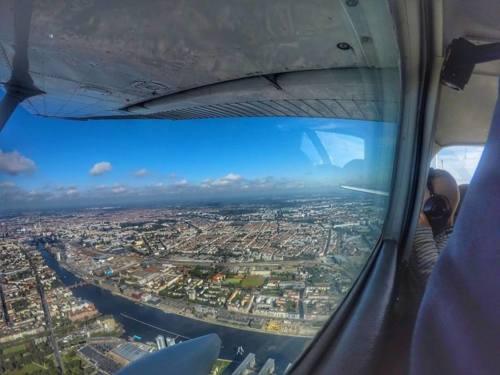 Rundflug über Berlin (60 min)